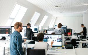 Agencia de desarrollo web en HTML